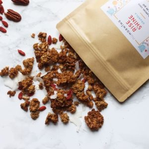 Granola Rise and Shine_3_NüMorning_GlutenCorner