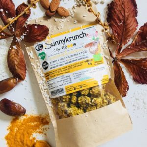 "Superfood Granola ""Sunnykrunch"""