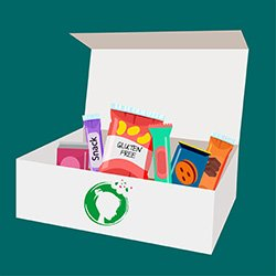 Illustration Box produits sans gluten_Madame Gaspard