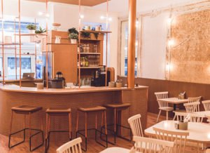 NOUS – Restaurant Healthy (Paris)